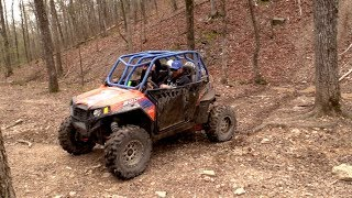 RZR RIDING AT SUPERLIFT OFFROAD PARK