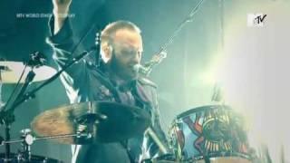 Coldplay  Violet Hill Live Tokyo 2009 High Quality Video Hq