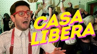 COSA FAI QUANDO HAI CASA LIBERA - PARODIA - iPantellas