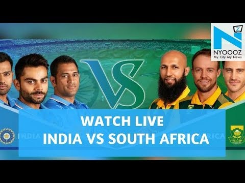 Live India Vs South Africa 3rd T20 Cricket from Capetown Scorecard