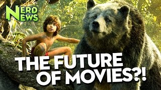 Disney's Jungle Book Exclusive BLEW OUR MINDS!