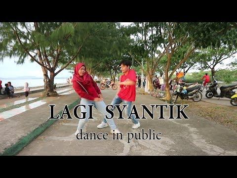 SITI BADRIAH - LAGI SYANTIK DANCE IN PUBLIC by LA RIMBA & SITASYA | Choreo by Natya Shina
