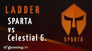 Team Sparta vs Celestial Gaming