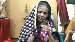 Healing   Thressiyamma Testimony 20130807