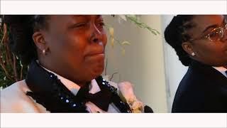 Lesbian Weddings (Zakia and Vierra )