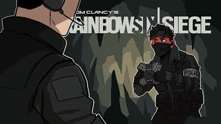IS THERE AN ECHO IN HERE? | Rainbow Six: Siege (It's Back!)