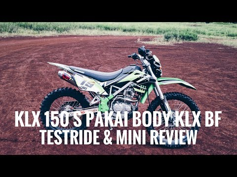 Xxx Mp4 TESTRIDE REVIEW KLX 150S MODIFIKASI JADI KLX BF CDI Dualband Karbu PE 28 NORIFUMI 16 3gp Sex