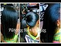 Download Video Download Little Girls | Natural Hair | Straightening & Trimming 3GP MP4 FLV