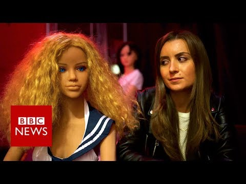 Xxx Mp4 Sex Doll Brothels A Growing Trend BBC News 3gp Sex