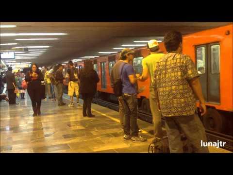 Metro Tacuba línea 7