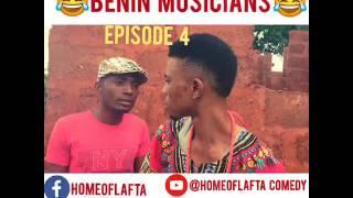Benin musicians (Homeoflafta Comeday)