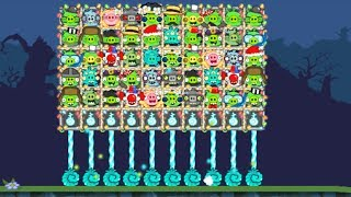 bad piggies  silly inventions all different kind of piggies skins