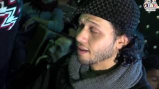 النجم محمد رزق والعالمى محمد عبدالسلام شغل جاحد فى قطور