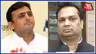 Samajwadi Party Sacks Akhilesh Aide Pawan Pandey