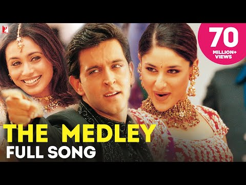 Xxx Mp4 The Medley Full Song Mujhse Dosti Karoge Hrithik Roshan Kareena Kapoor Rani Mukerji 3gp Sex