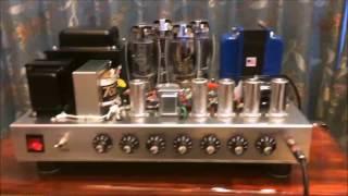 DIY Guitar Tube Amp (100W) & Hemp Speakers