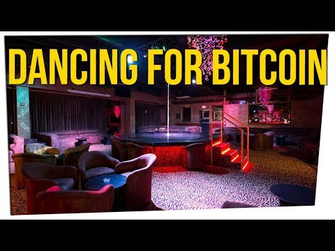 Vegas Dancers Now Accept Bitcoin via QR Codes ft. Gina Darling