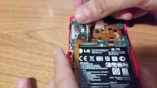 Cómo cambiar la batería a un móvil Nexus 5 | How to Replace your Google Nexus 5 battery