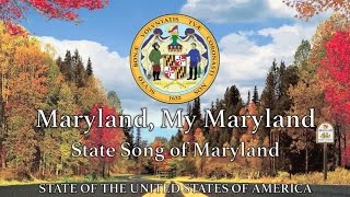 USA State Song: Maryland -