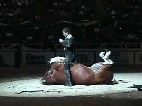 Funniest Horse Act Ever Tommie Turvey and Pokerjoe