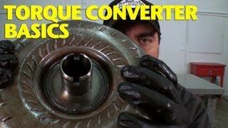 Torque Converters Explained -EricTheCarGuy