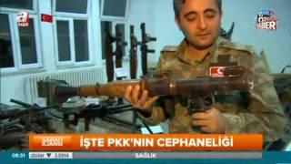 İşte PKK