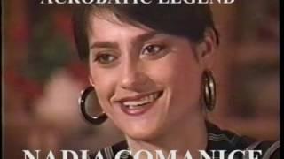 Nadia Comaneci - - 2006 W.A.S. Legend (Artistic Gymnastics)