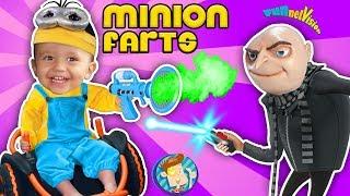 FUNnel Family has a Minion!