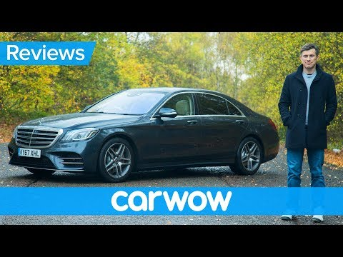 Xxx Mp4 New Mercedes S Class 2018 In Depth Review Is It Still The Best Carwow Reviews 3gp Sex