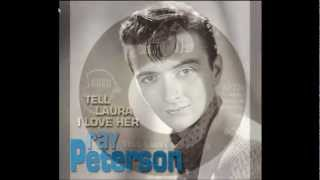 Ray Peterson - Tell Laura I Love Her (RCA 1960)