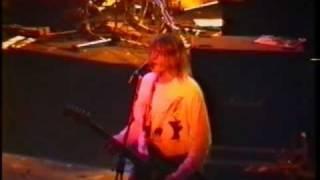 Nirvana - Lithium - Astoria Theatre 11/05/91