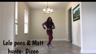 Lele pons & Matt hunter ~ Dicen (baile) | Kati Chavez