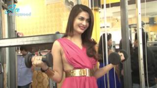Ankita Shorey Wardrobe Malfunction at GYM Opening