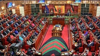 Drama in Parliament: John Mbadi thrown out of the house for failing to recognize presidency