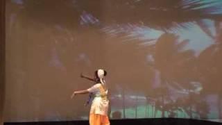 Rabindrasangeet - Hridoy Amar Nachere - Dance by Aaheli