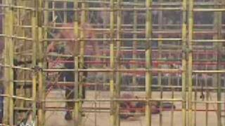 No mercy 2007 - Batista vs Khali Punjabi Prison Match 2/2