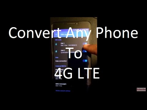 Xxx Mp4 Convert Any 2G 3G Phone To 4G LTE Phone For Reliance Jio T Mobile AT T Solved 3gp Sex
