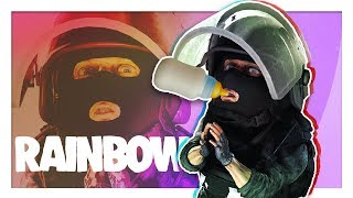 ROOK'S ULTIMATE Final Form he's a baby | Rainbow Six: Siege