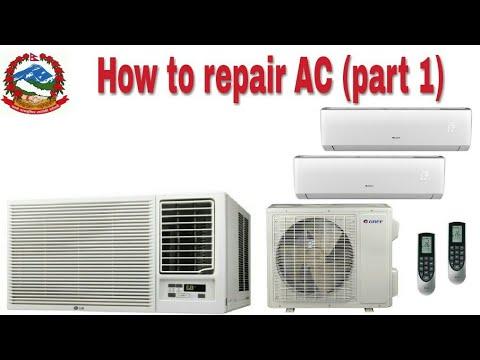 Xxx Mp4 How To Repair AC Part 1 In Nepali 3gp Sex