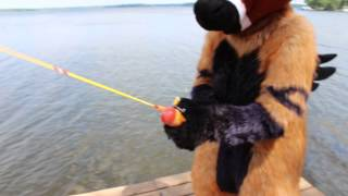 Telephone fishing