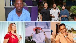 The Blackchair: Msiba mwingine tena, Hawa na Tale watua India,  FA ala shavu BASATA, drama ya Wema
