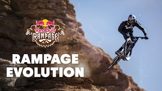 Red Bull Rampage 2015: The Evolution of Freeride MTB |  Highlights