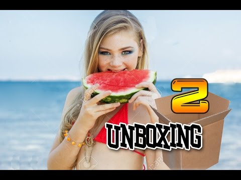 HOT summer UNBOXING 2 -
