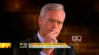 Navy SEAL gives details of Osama bin Laden killing