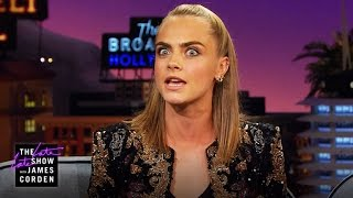 Cara Delevingne Pranked Some of Taylor Swift