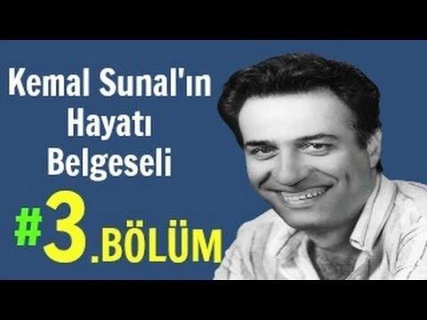 Kemal Sunal ın Hayatı Belgeseli 3.BÖLÜM