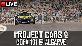 Project CARS 2 || @MundoGT #Copa101 @ Algarve (Ronda 2/6) || LIVE