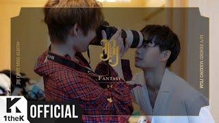 JBJ - 'Fantasy' M/V Making Film (DAY1)