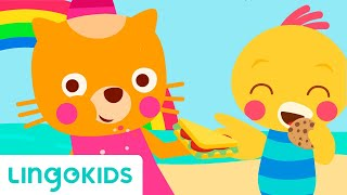Food Names in English - Songs for Kids & Toddlers