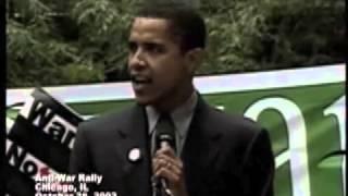 Edwards vs Obama on Iraq Invasion 2002
